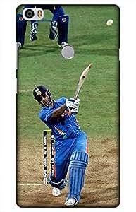 iessential cricket Designer Printed Back Case Cover for Xiaomi Mi Max Prime