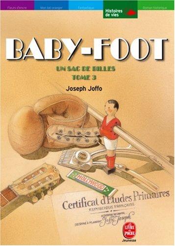 Baby foot, nouvelle édition par Joseph Joffo