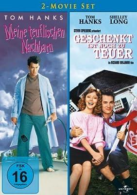 Meine teuflischen Nachbarn / Geschenkt ist noch zu teuer [2 DVDs]