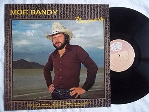 MOE BANDY The Very Best of vinyl LP