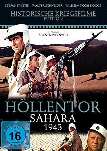 Höllentor Sahara 1943 (Sahara, Dvd)