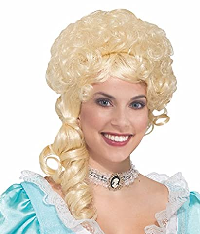 Blonde Belle Colonial Costume
