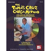Tomas Cruz Conga Method Volume 3 Advanced