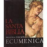 LA SANTA BIBLIA. (3 VOLUMENES.) Primera edición ecuménica.