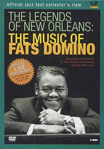 Bild von LEGENDS OF NEW ORLEANS MUSIC OF FATS DOMINO