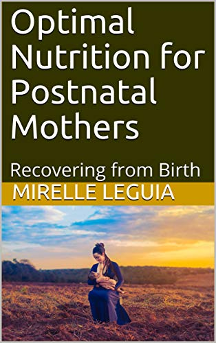 Optimal Nutrition for Postnatal Mothers: Recovering from Birth (English Edition)