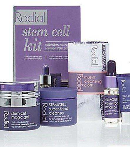Dual Action-cleanser (Exklusive Stemcell Discovery Kit-RODIAL, für Sie, New Arrival, Marke neue, neuesten, haut Care Set, Muttertag, Geschenk-Box, Trending, Geschenk-Set, BEST SELLER)