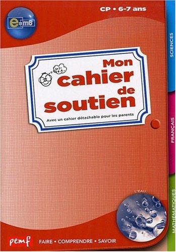 CAHIER DE SOUTIEN E=M6 CP