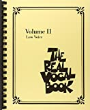 The Real Vocal Book: Volume II (Low Voice): 2