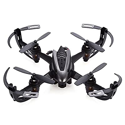 GBlife Drone i4s 6 Axis Gyro Radio Control Quadcopter 2.4GHz 4 Channel 2MP Camera RTF Version 3D Rollover with One Key Automatic Return Function