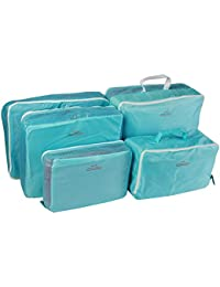 OnlineWorld Travel Multi-Color Luggage Organizer (Color May Vary)