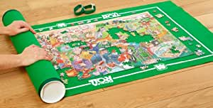 Jigroll 1000 With Free Jigsaw Puzzle (Jigsaw Puzzle Accessory)