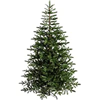 WeRChristmas Nordmann Fir Christmas Tree - 7 feet/2.1 m, Green