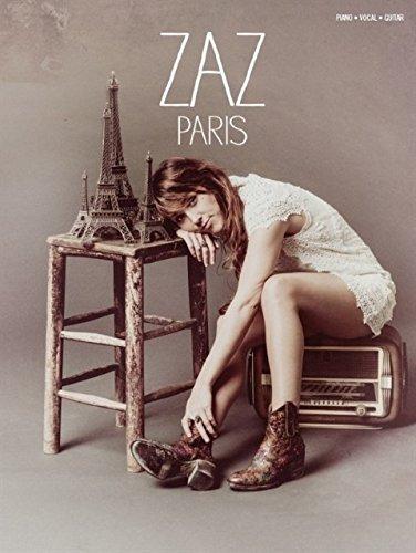 PARIS - arrangiert für Songbook [Noten / Sheetmusic] Komponist: Zaz
