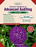 Padhuka's Students Handbook on Advanced Auditing: for CA Final Old Syllabus