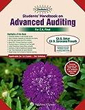 Padhuka's Students Handbook on Advanced Auditing: for CA Final Old Syllabus
