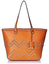 Diana Korr Women's Shoulder Bag (Orange) (DK91HORA)