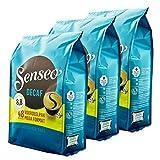 Senseo Kaffeepads Decaf / Entkoffeiniert, Reiches Aroma, Intensiv & Ausgewogen, Kaffee für Kaffepadmaschinen, 144 Pads