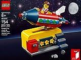 LEGO 40335 Ideas Weltraumrakete Space Rocket Ride