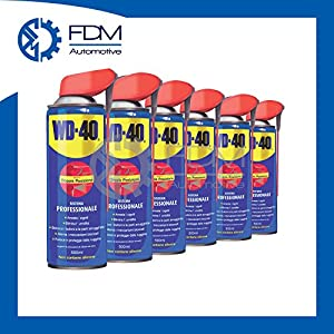 Dégrippant aérosol anticorrosivo et lubrifiant WD-40 39034 – Spray Double Position 3000 ml