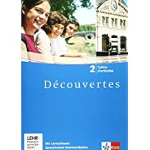 Découvertes/Cahier d'activités mit Sprachtrainer Kommunikation - Band 2