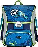baggymax Schulranzen-Set Canny 3-tlg Soccer Blue bm soccer blue