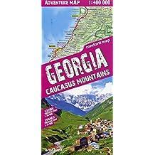 GEORGIE (GB) 1/400.000 (Adventure map)