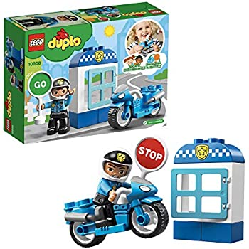 Lego 10902 Duplo Town Police Station Building Blocks Lego Amazon