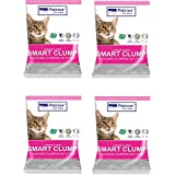 PetCrux Exclusive Scoopable Smart Bentonite Cat Litter, 20 Kg