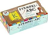 ABC Stempelset Einschulung , Erster Schultag , Schulanfang von Spiegelburg