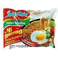 Indomie Fideos Instantáneos, Mi Goreng, Clásico - 40 Paquetes (40x80 g)