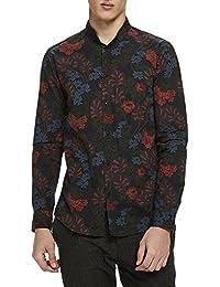 Scotch & Soda Herren Sweatshirt Garment Dyed Sweater