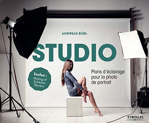 Studio: Plans d'éclairage pour la photo de portrait par Andreas Bübl