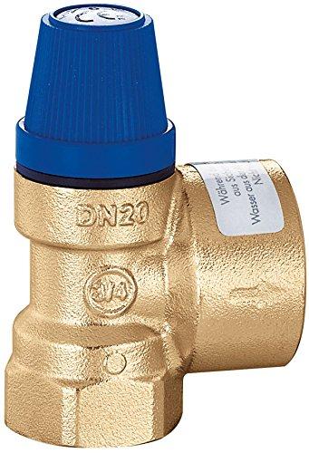 Caleffi Membran Warmwasserspeicher Sicherheitsventil DN15 (1/2