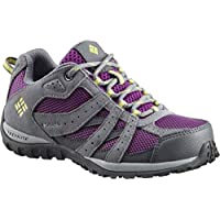 Columbia Girls' Redmond Waterproof Hiking Shoes