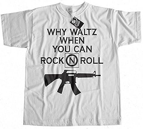 Why Waltz Lost Boys Inspired T-Shirt 100% Premium Cotton