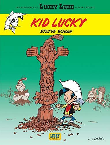 Aventures de Kid Lucky d'après Morris (Les)