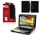 Navitech Housse étui en Simili Cuir Compatible avec Acer Aspire Switch 10...