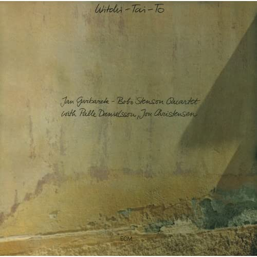 Jan Garbarek - Bobo Stenson Quartet - Witchi-Tai-To (Vinyl, LP, Album)