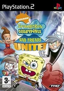 Spongebob Squarepants & Friends : Unite! (PS2): Spongebob
