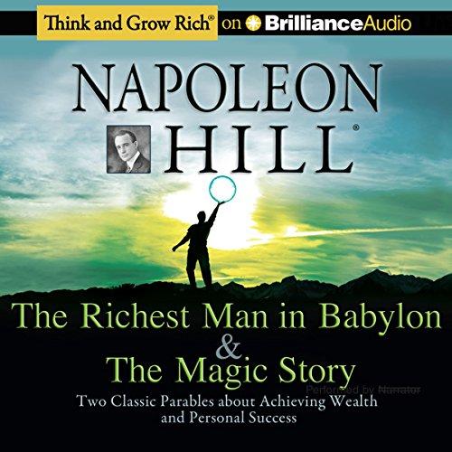 The Richest Man in Babylon & The Magic Story  Audiolibri