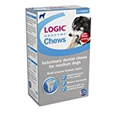 LOGIC OROZYME Dental Chew for Medium Dogs