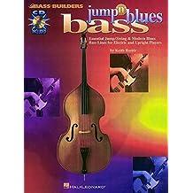 Jump 'N' Blues Bass Bgtr Book/Cd