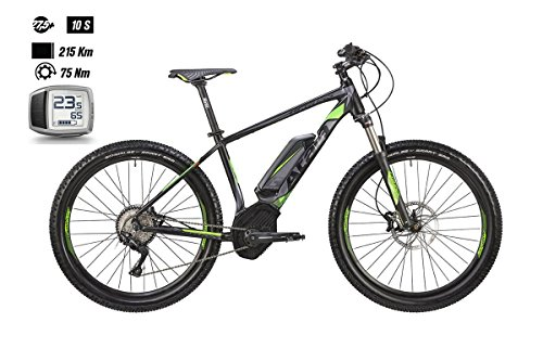 "'Atala Bike b-cross HF CX 500 27.5 + ""9-v Größe 51 BOSCH CX 500 Wh PURION 2018 (Emtb Hardtail)/E-Bike b-cross HF CX 500 27.5 + 9-s Size 51 BOSCH CX 36 V 250 W 500 Wh 2018 (Emtb Hardtail)"