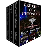 CRESCENT CITY CHRONICLES: THE ALEXANDRA DESTEPHANO NOVELS by JUDITH LUCCI