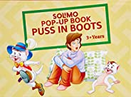 Amazon Brand - Solimo Pop-Up Board Book (Puss in boots)