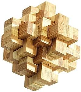 Philos 6053  - Juego rompecabezas de madera Importado de Alemania