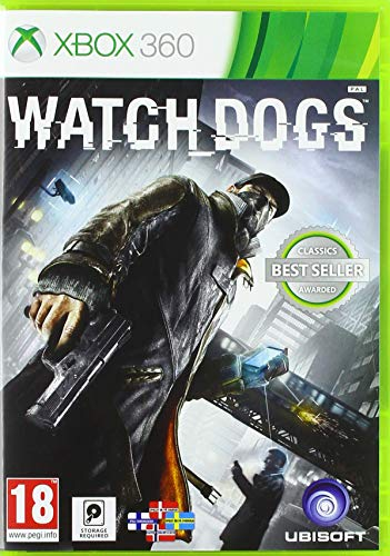 Watch Dogs Classics (Xbox 360) [ ] (360-watch Video-spiele Xbox Dogs)