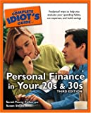 The Complete Idiot's Guide To Personal Finance In Your 20s And 30s (Complete Idiot's Guides (Lifestyle Paperback))