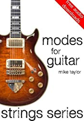 Modes for Guitar (Strings Series Guitar) (English Edition)
